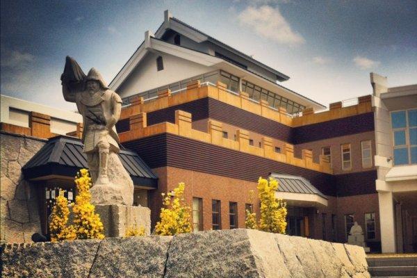 The Murakami Suigun Museum