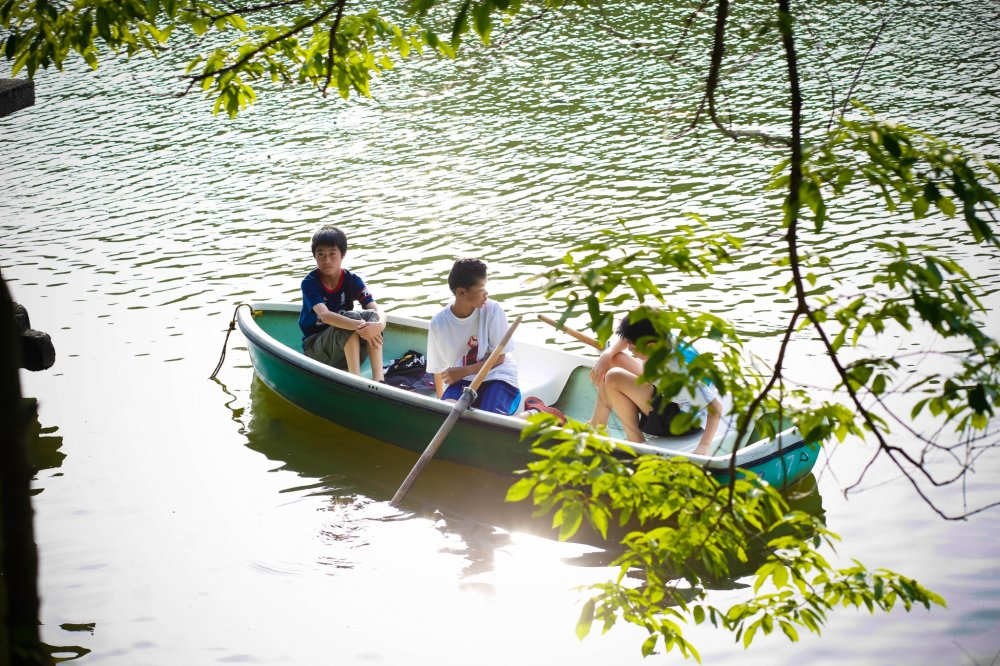 When was the last time you went boating?
