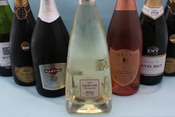 <p>A selection of light Italian wines!</p>