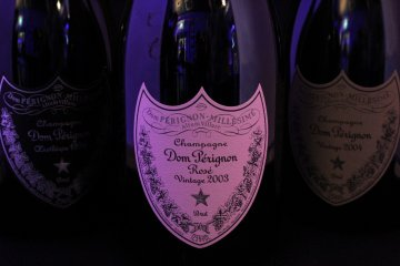 <p>How about some Don Perignon for all you wine drinkers?</p>