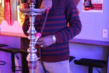 <p>You&#39;ll be pleased to learn that pre-inhalation training is available for all new sheesha users.</p>