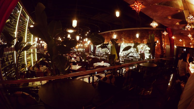 sophisticated Chandelier Bar Shibuya Ideas - Chandelier Designs ...