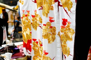 Beautiful kimono at a very reasonable price