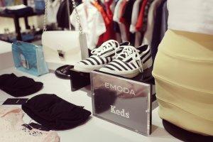 Présentation d'une collection chez Emoda