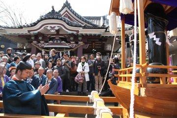 Shinto Kanamara Matsuri