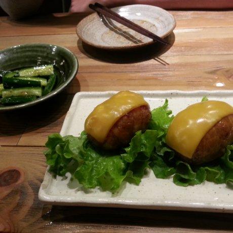Farm Sourced Food at Tsukada Nojo
