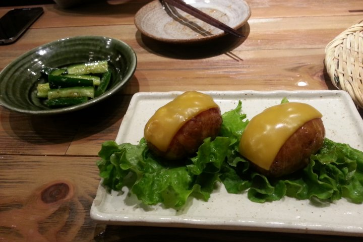 Farm Sourced Food at Tsukada Nojo