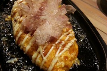 <p>Tamagoyaki - Japanese omelette</p>