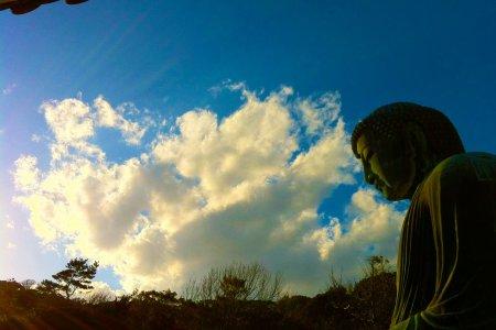 O Buda Gigante de Kamakura