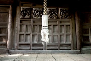Seisui Temple in Machida
