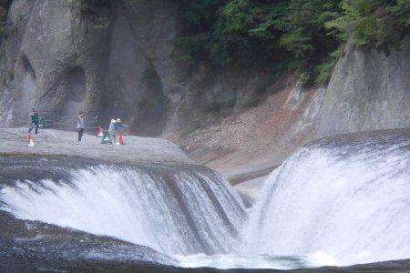 Thác nước Fukiware