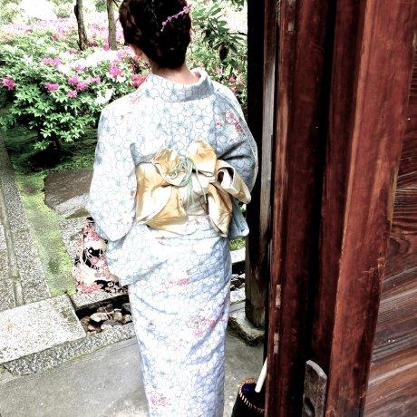 Entoku-in sous la pluie