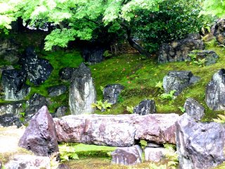 Un petit pont en pierre