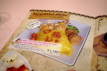 <p>The decorated food is definitely a hit!&nbsp;</p>