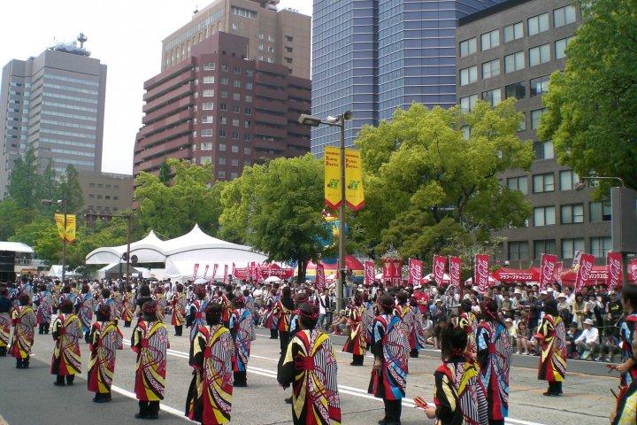 Hiroshima Flower Festival