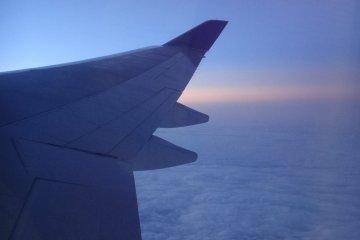 เดินทางกลับเมืองไทยไปกับการบินไทย