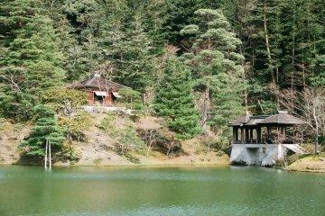 Shūgakuin Imperial Villa