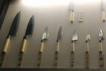 Takefu Knife Village, Fukui
