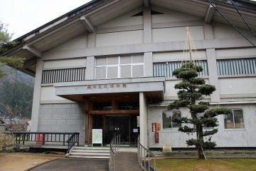 福井「越前和紙の里 紙の文化博物館」