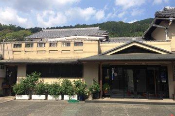 <p>Kagetsu Ryokan hotel about 30 minutes from Maizuru Cruise Ship Terminal</p>