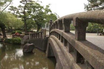 สวนซึตรุมะในนาโกยะ