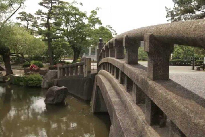 Công viên Tsuruma ở Nagoya