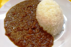 The delightful homemade Japanese curry is nothing like what you had before.