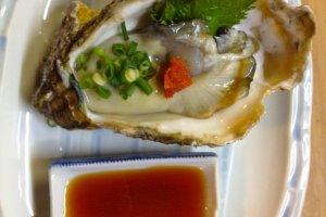 Kaki (Oyster) at Daimon