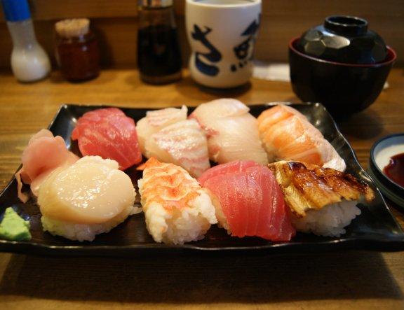 Bí mật Sushi của Kobe: Fusazushi