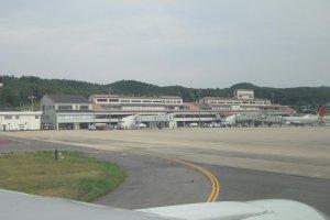 Sân bay Okayama