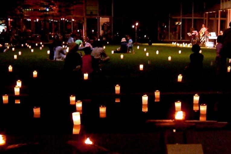 Noite das Velas in Matsumoto