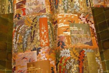 <p>A finely crafted kimono</p>