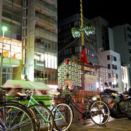 Gion Matsuri Nights
