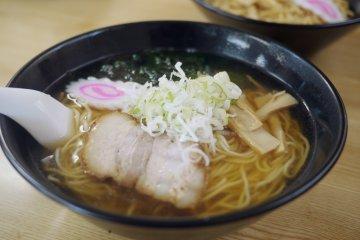 Ippei Soba Restaurant at Koganei