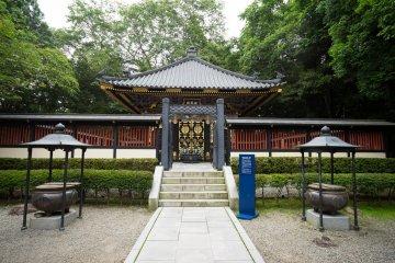 Дзуиходэн, мавзолей Датэ Масамунэ