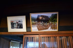 Paintings of all seasons at Shiarakawago