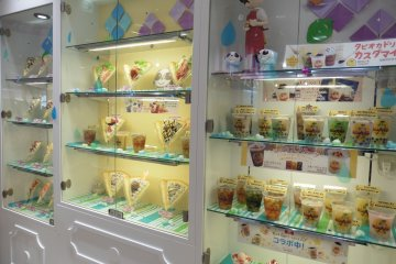 <p>Harajuku is known for its salty or sugary crepes. If you are thirsty, you can also have a delicious tapioca drink.</p>