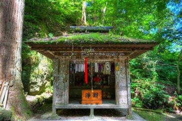 <p>Small shrine to offer your prayer&nbsp;</p>