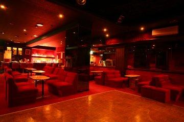 Karaoke area