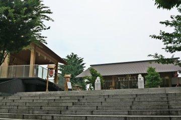 <p>赤城神社</p>