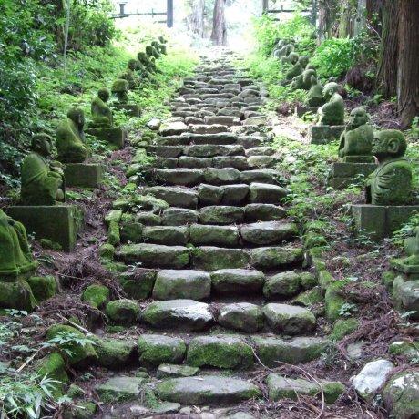 Banzan Daibaiji Zen Temple Hike