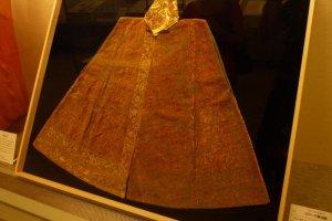 Cape worn by Toyotomi Hideyoshi