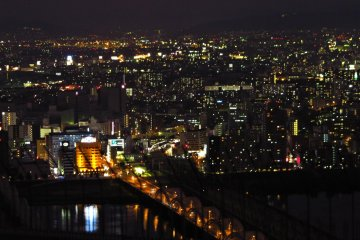 <p>大阪夜景2</p>