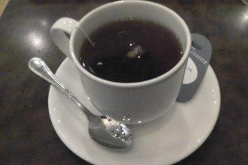 <p>Hot cup of tea, anyone?</p>