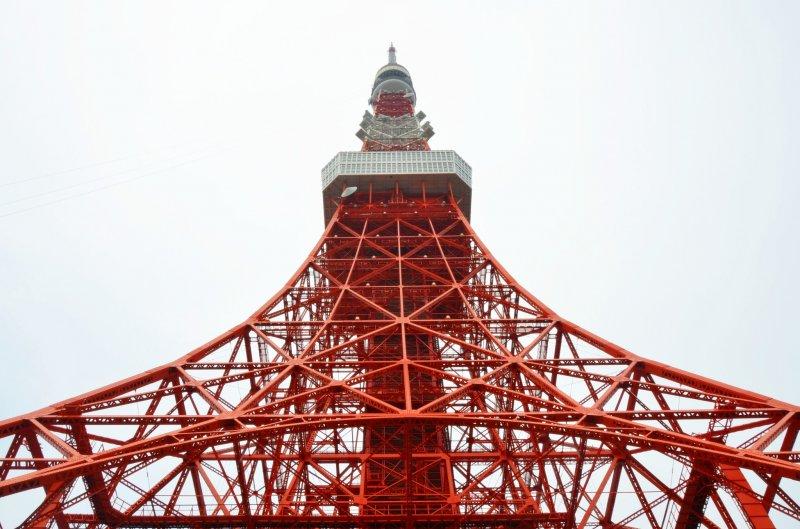 <p>Tokyo Tower</p>