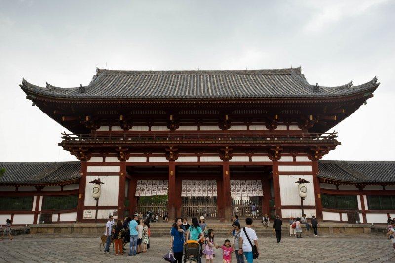 Todaiji Temple in Nara - Nara - Japan Travel - Tourism Guide, Japan Map and T...