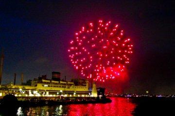 Lễ hội Yokohama Sparkling Twilight
