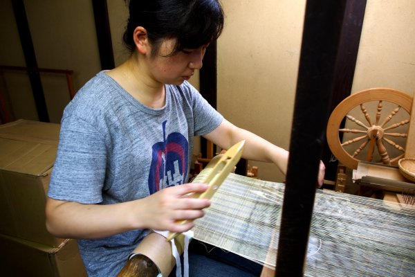 Within the farmhouses, you can watch demonstrations of traditional activities such as weaving