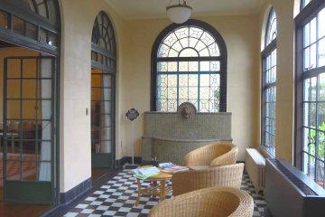 横浜に残る昭和初期の西洋館 ベーリックホール