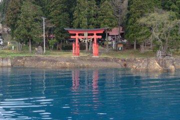 Lac Tazawa, Préfecture d'Akita